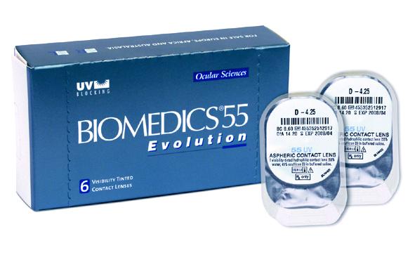 Biomedics 55UV
