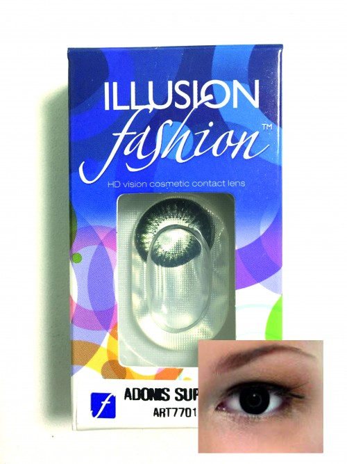 Illusion adonis super black
